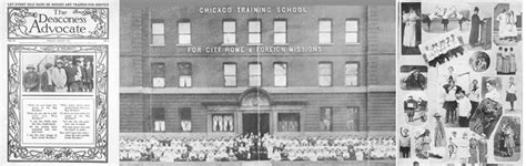 Chicago Schools Records Chicago School Records Garrett Evangelical Theological Seminary