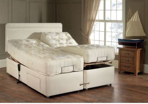 padded headboard  enclosure  adjustable bed latched
