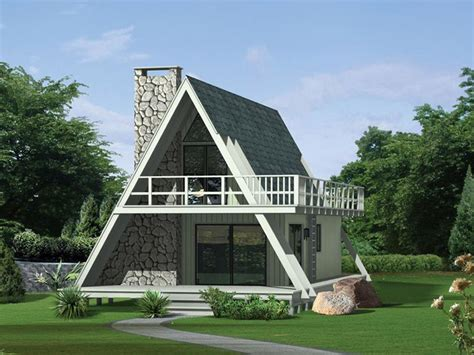 Free Modern House Plans 30 amazing tiny a frame houses that you ll actually want