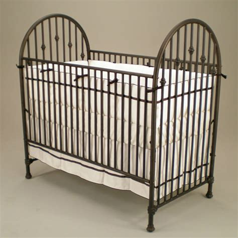Iron Baby Bed by Vintage Iron Metal Crib Antique Iron Baby Cribs