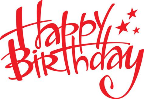 happy birthday design elements birthday elements free vector download 25 047 free vector
