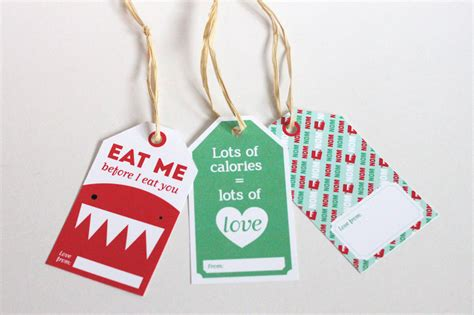 free printable christmas gift tags for food free printable editable christmas tags search results