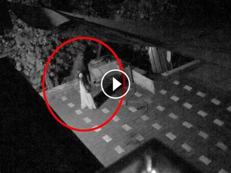 film ghost camera scary videos chilling footage of ghost caught on cctv camera