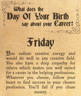 born friday characteristics 25 best ideas about day of birth on pinterest newborn