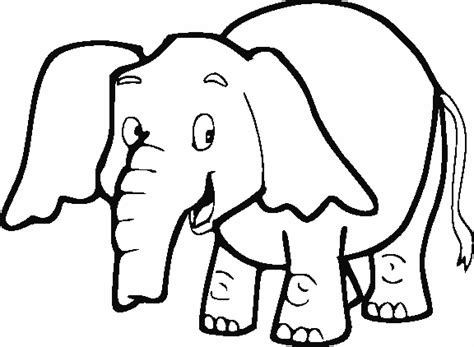 printable coloring pages elephant elephant coloring page you can print and color clipart