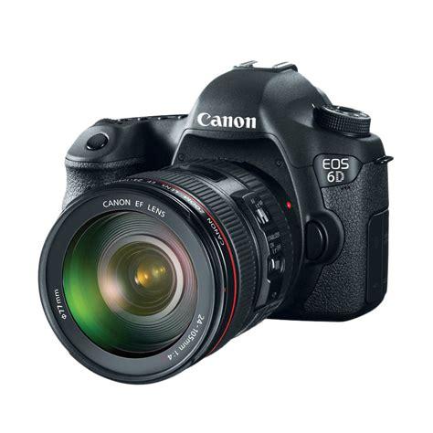 Kamera Canon Eos 6d Wifi Gps Jual Canon Eos 6d Kit 24 105mm F 4 0l Is Usm Wifi And Gps Kamera Dslr Harga