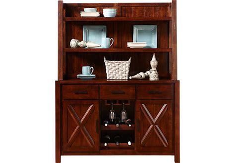 mango 2 pc china cabinet china cabinets wood