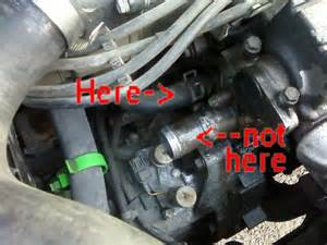 97 honda accord thermostat location get free image about