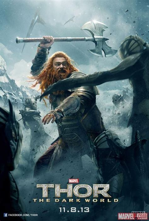 film de thor 1 thor the dark world featurette and poster thor the dark