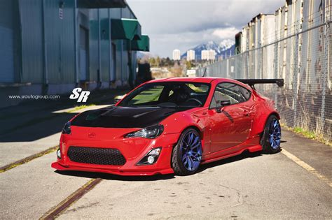 frs rocket bunny openroad scion x sr the first