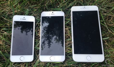 apple launching 5 5 inch iphone 6 after 4 7 inch version to avoid competition between two models