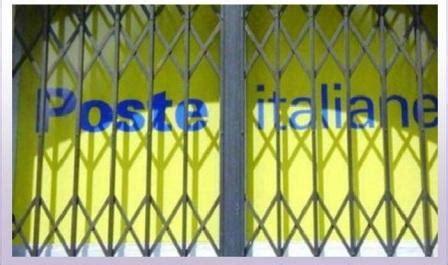 chiusure uffici postali piove sul bagnato poste italiane chiude uffici nel