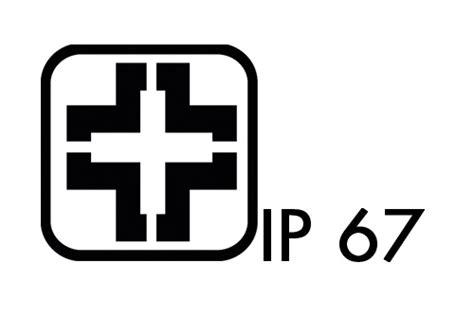 ingress protection ip67 raised ingress protection rolec