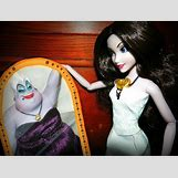 Disney Villains Ursula Doll | 640 x 484 jpeg 64kB