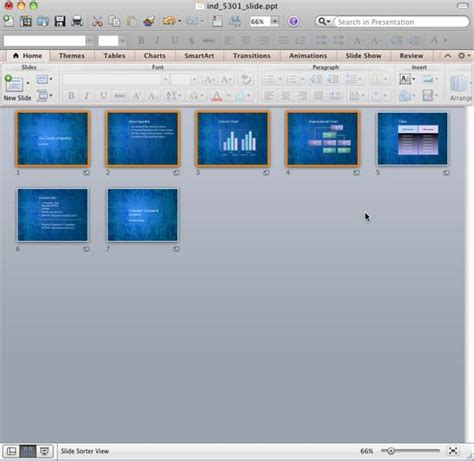 powerpoint tutorial transitions slide transitions in powerpoint 2011 for mac