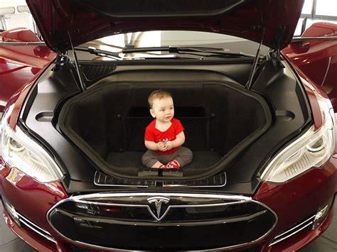 Tesla Model S Luggage Space Tesla Model S Tesla Model X Tesla Supercharge Stations