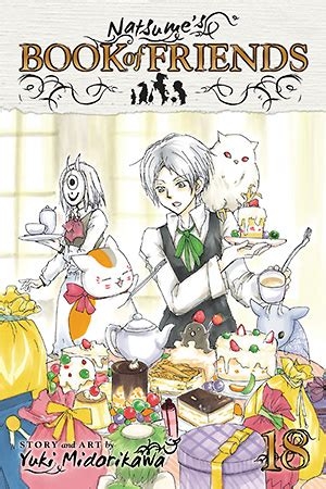 free portland volume 18 books viz read a free preview of natsume s book of friends