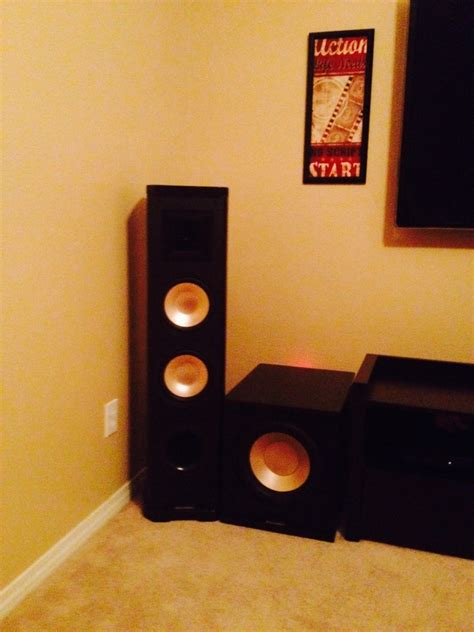 tristian0507 s home theater gallery bic acoustech system