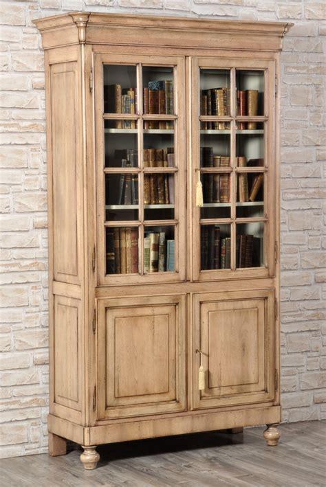libreria stile inglese vetrina libreria di lusso di produzione made in italy