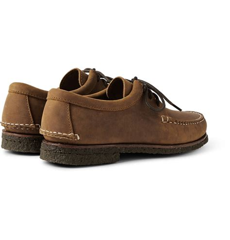 Handmade Moccasins Maine - brand new in box quoddy tukabuk crepe sole nubuck