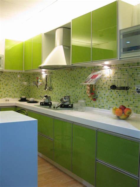 warna kabinet dapur terkini desainrumahidcom