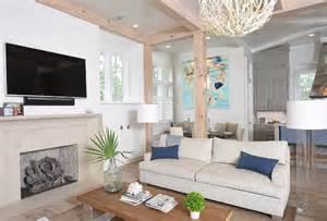 Shiplap Interior Design House With Transitional Coastal Interiors Home