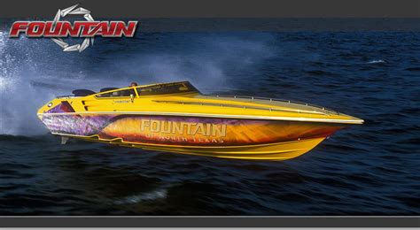 offshore performance boats for sale fountain powerboats for sale powerboats for sale