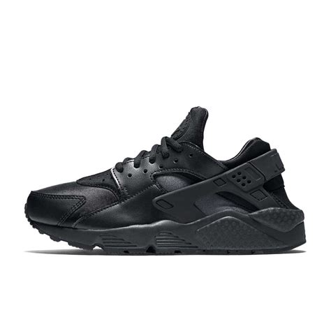 Nike Air Huarache Running Black Nike Air Huarache Black Black Nkk634bb