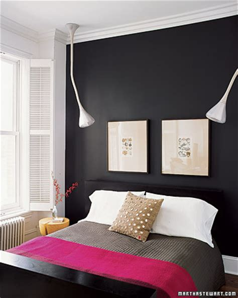 Black Walls In Bedroom by Black Bedrooms Panda S House