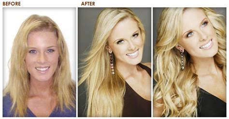 short to long hair extensions short2long hair extensions la jolla hair salon la jolla