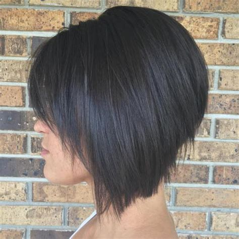 stacked bob haircut with bangs the full stack 30 hottest stacked haircuts