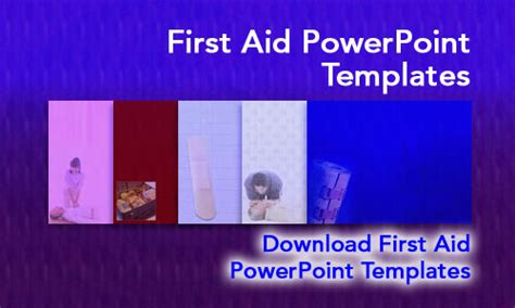 First Aid Medicine Powerpoint Templates Aid Powerpoint Template