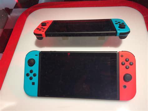 Dijamin Con Nintendo Switch Neon Blue Joycon Second Mulus on with the nintendo switch kotaku australia