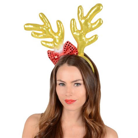 6 x adults festive christmas santa elf reindeer xmas hat