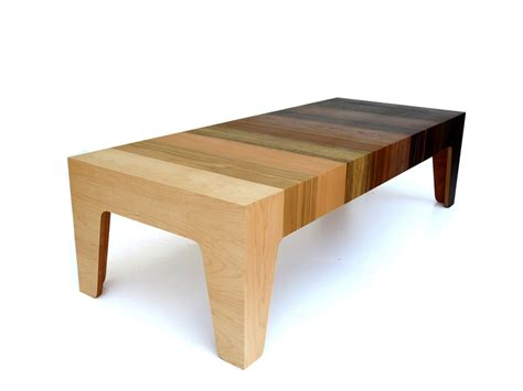 types of wood tables gradient coffee table by eli chissick moco loco