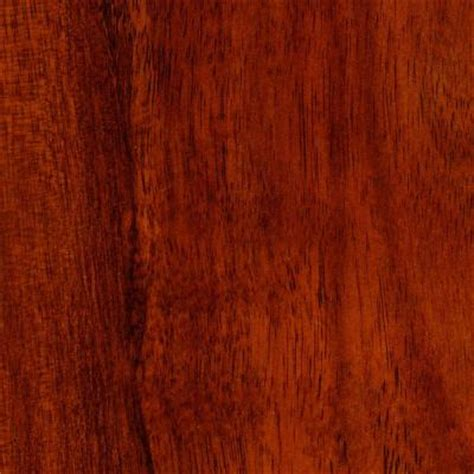 Cherry Wood Laminate Flooring Home Decorators Collection High Gloss Cherry 8 Mm Thick X 5 5 8 In Wide X 47 7 8 In