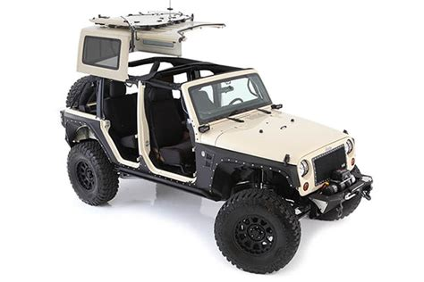 Jeep Top Lift Wrangler Top
