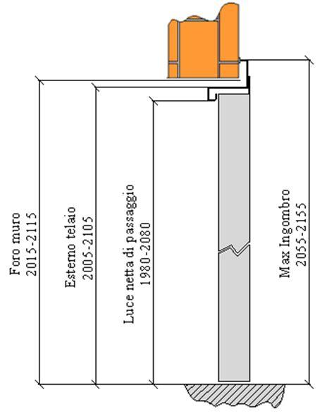 porte interne misure standard misure porte interne standard idea creativa della casa e