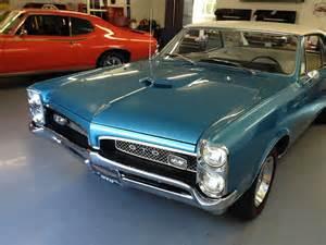 1967 Gto Pontiac 1967 Pontiac Gto Project Cars For Sale