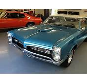 1967 Pontiac GTO  Project Cars For Sale