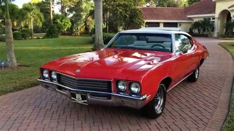 sold 1972 buick skylark sun coupe for sale by autoahus