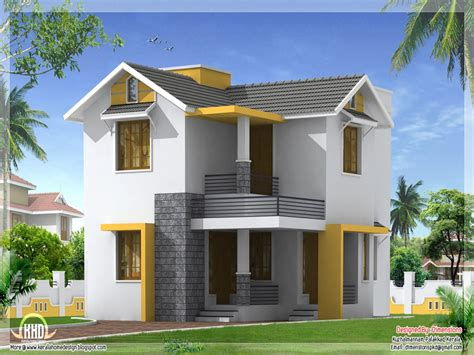 simple home designs for kerala simple home budget software sqfeet simple budget home