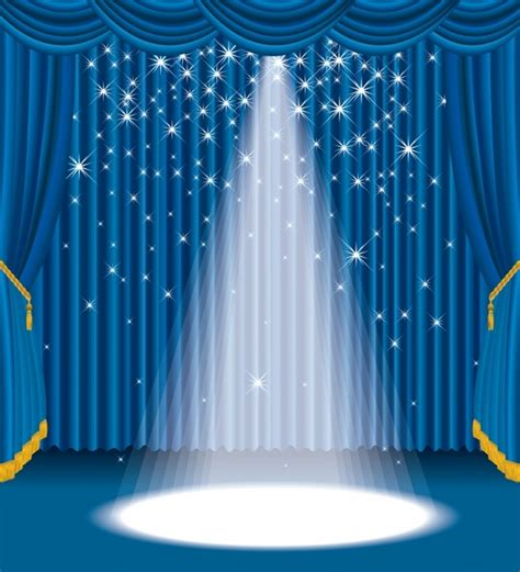 graphic curtains stage curtain vector free vector download 411 free vector