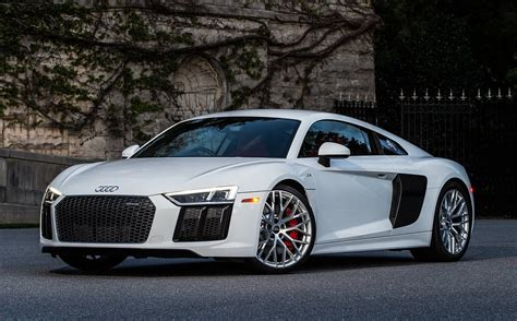 Audi R8 2017 by 2017 Audi R8 V10 And V10 Plus Specification Concept