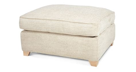 dfs sofa beds uk dfs evelyn fabric footstool sofa bed ebay