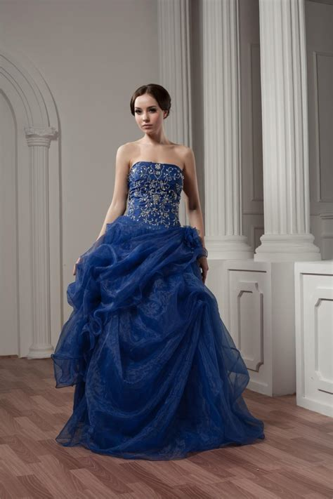 8 Alternative Wedding Dresses by Alternative Wedding Dresses With Floor Length Strapless