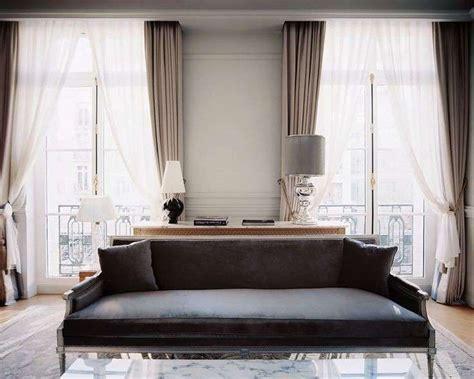 tendaggi per salotti tende per finestre quali modelli scegliere per una casa