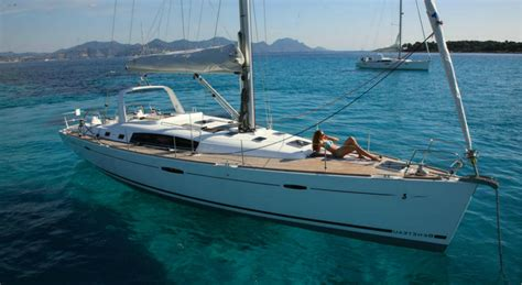 Islands For The Kitchen by Beneteau Oceanis 50 Istion Yachting Greece