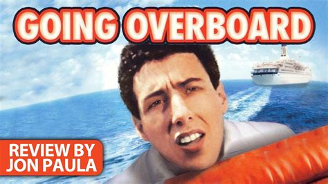 watch going overboard 1989 full movie official trailer going overboard adam sandler movie review jpmn youtube