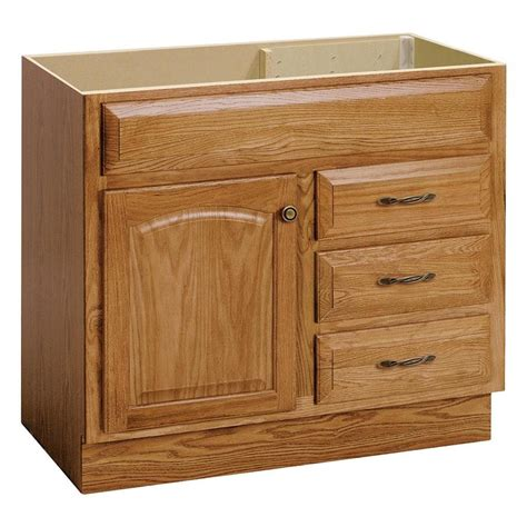 shop project source 36 in shop project source golden bathroom vanity common 36 in x 21 in actual 36 in x 21 in at